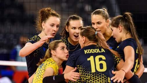 Збірна України вперше за 20 років вийшла у плей-офф Євро з волейболу
