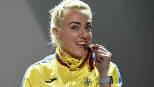 Украинская фехтовальщица Бреус стала третьей на Паралимпиаде в Токио