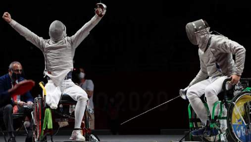 Манько став другим на Паралімпійських іграх: це друга медаль України з фехтування