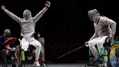 Манько стал вторым на Паралимпийских играх: это вторая медаль Украины по фехтованию