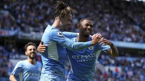 Манчестер Сіті забив 5 голів Арсеналу та легко переміг: Зінченко відіграв один тайм
