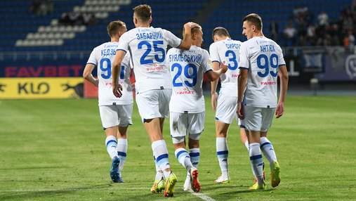 Вероятные соперники Динамо в Лиге чемпионов