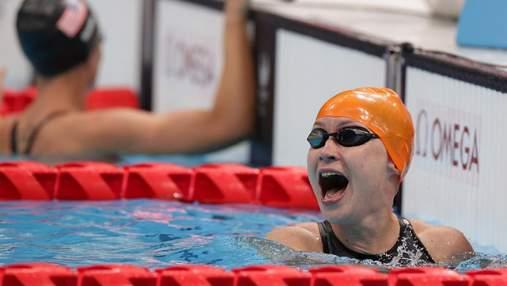 Разрывает бассейны Токио: Украинская пловчиха Мерешко установила мировой паралимпийский рекорд
