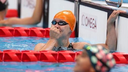 Деревянные медали в Токио: украинские паралимпийцы дважды финишировали четвертыми в плавании