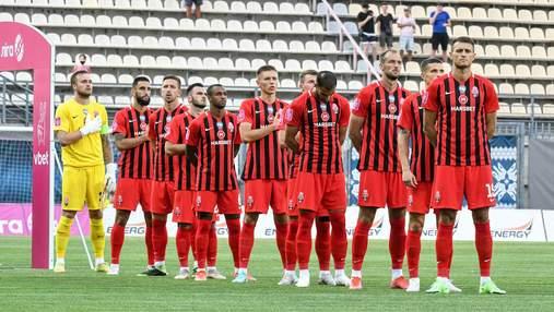Заря – Рапид: онлайн-трансляция матча квалификации Лиги Европы