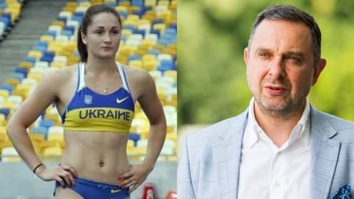 Нема такої квоти, – міністр спорту пояснив, чому із Килипко не поїхав тренер