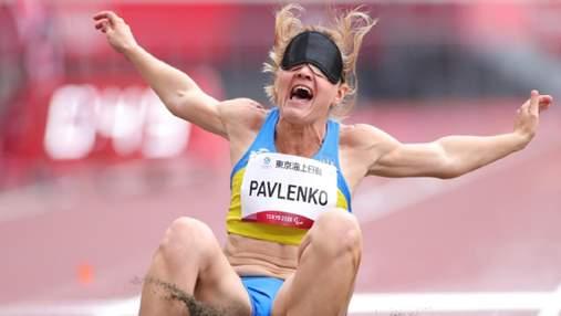 Украинская феерия: Павленко стала третьей на Паралимпиаде по прыжкам в длину