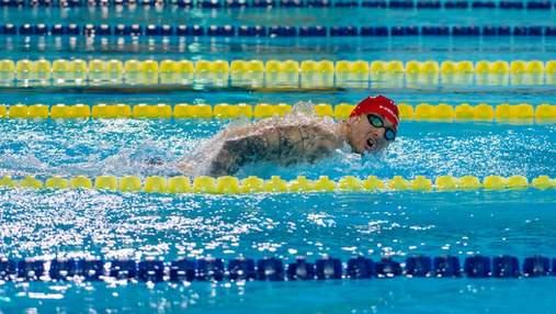 Украинцы Клипперт и Денисенко – серебряные призеры Паралимпиады-2020 в плавании