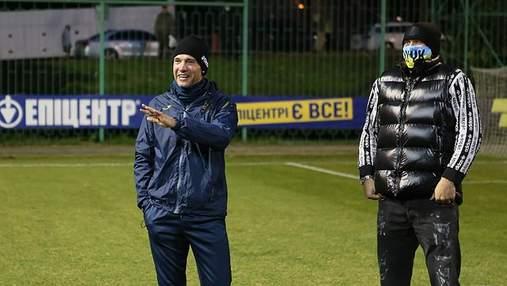 Усик и Шевченко посетят матч Первой лиги Украины: где можно будет увидеть звезд