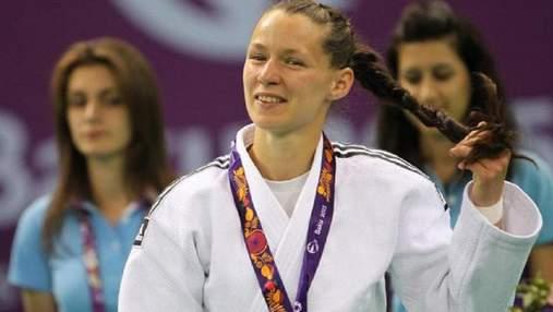Николайчик принесла Украине вторую медаль на Паралимпиаде по дзюдо