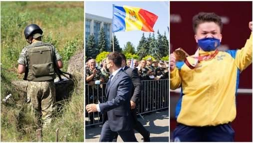 Гибель военного, Зеленский в Молдове, 13 медалей Паралимпиады: главные новости 27 августа