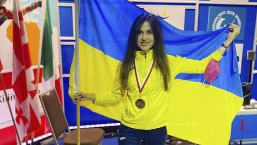 Украинка Наталья Морквич – серебряный призер Паралимпиады-2020 по фехтованию на колясках