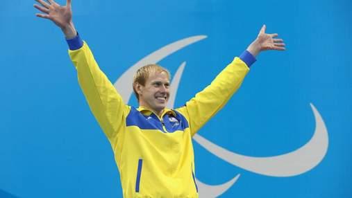 Один заплыв – две медали: Яременко и Веракса стали призерами Паралимпиады