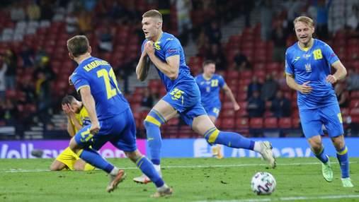 Сборная Украины потеряла нападающего перед матчами в сентябре