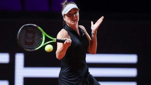 Світоліна з легкої перемоги над Маріно стартувала на US Open: відео
