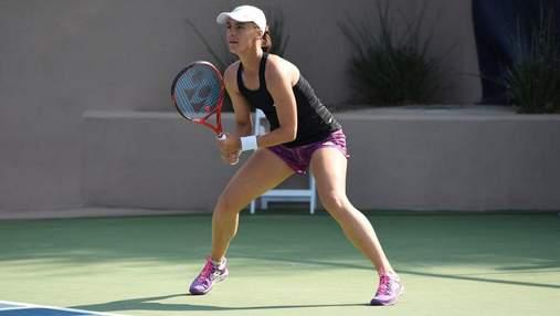 Вперше за три роки: Калініна завдяки неймовірному камбеку вийшла у друге коло US Open
