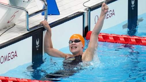 Мерешко с мировым рекордом стала бронзовым призером Паралимпиады