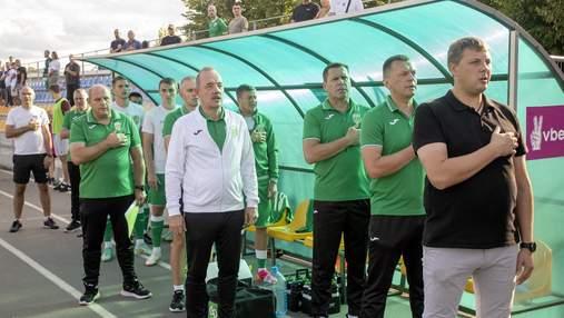 Кубок України: результати матчів 31 серпня