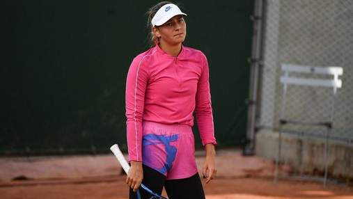 Костюк вперше у кар'єрі не пройшла стартовий раунд US Open