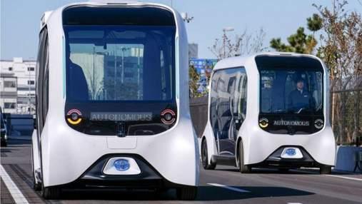 Toyota відновить експлуатацію своїх безпілотних автобусів після інциденту з паралімпійцем