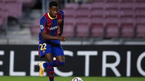 Барселона отдала 10 номер Месси 18-летнему дарованию академии