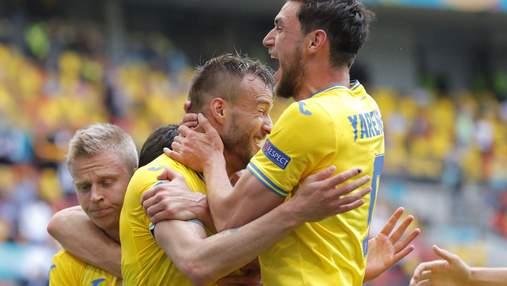 Яремчук забил феноменальный гол в ворота Казахстана в начале матча: видео