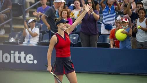 Світоліна без проблем вийшла у третє коло US Open