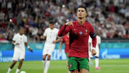 Переписал историю: Роналду побил мировой рекорд и стал лучшим бомбардиром в истории сборных