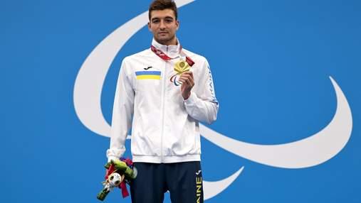 """В Украины 20 """"золото"""" на Паралимпиаде: Крипак выиграл заплыв с мировым рекордом"""