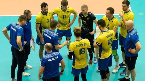 Україна з драматичної перемоги у групі смерті стартувала на Євро з волейболу