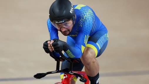 Украинец Дементьев получил третью медаль Паралимпиады в Токио