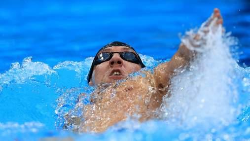 Украинец Дубров – трехкратный призер Паралимпиады-2020 по плаванию