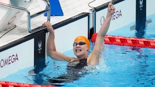 Медали, рекорды и гимн Украины: как украинские пловцы разорвали Паралимпиаду в Токио