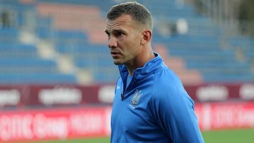 Я не хотел уходить, – Шевченко рассказал скандальные детали своей отставки из сборной Украины