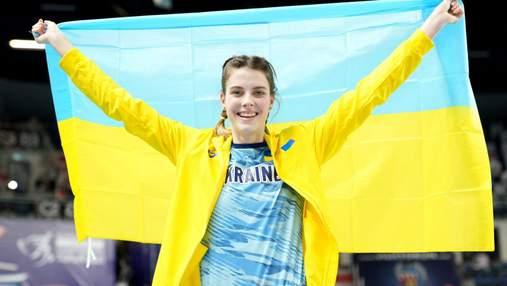 Ярослава Магучих выиграла этап Бриллиантовой лиги в Брюсселе