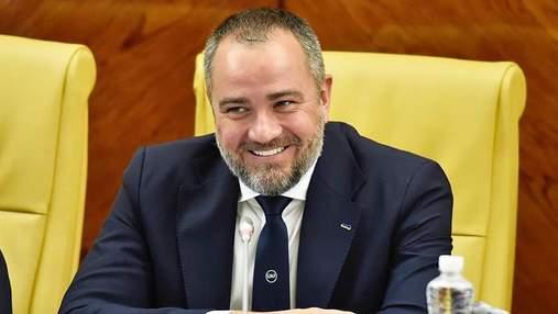 Павелко в отставку: фанаты требуют увольнения президента УАФ после скандала с Шевченко