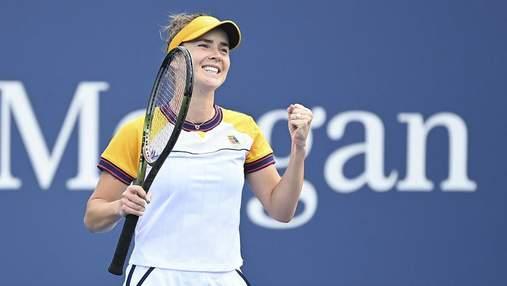 Для нас це джерело мотивації, – Світоліна розповіла про суперництво з Монфісом на US Open