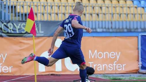Минай у драматичному матчі втратив перемогу над Чорноморцем, ведучи у 2 голи: відео