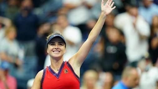 Перевалили за мільйон доларів: призові Світоліної після виходу в 1/4 фіналу US Open