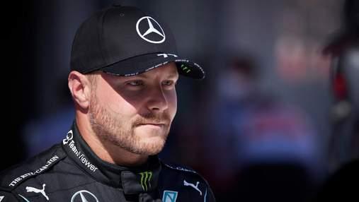 Боттас офіційно переходить з Mercedes в одну з найгірших команд Формули-1