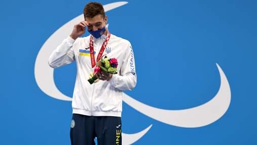 После соревнований дал волю эмоциям, – мультимедалист Крипак не звонил родителям на Паралимпиаде
