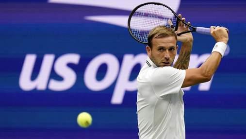 Забіг за сітку до суперників: космічний розіграш на US Open – відео