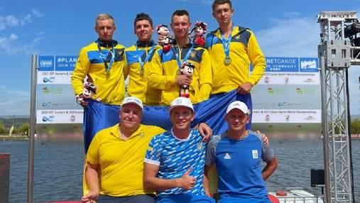 Украина порвала Россию на чемпионате мира по гребле: видео исторического заплыва