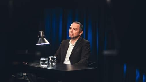 Не ответили: Гутцайт объяснил, почему Баюл и Клочкова не были на праздновании Дня Независимости