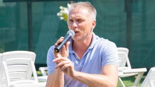 Участь у політичних акціях – лише на шкоду спортові, – Юрій Шаповалов