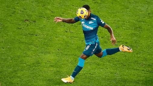 ФІФА покарала російський Зеніт через бразильців, під санкції потрапили Ліверпуль, МанСіті, Челсі