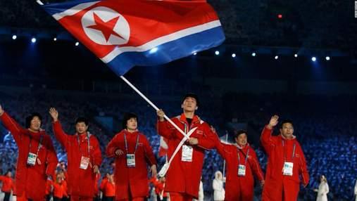 МОК отстранил Северную Корею от участия в олимпиаде-2022
