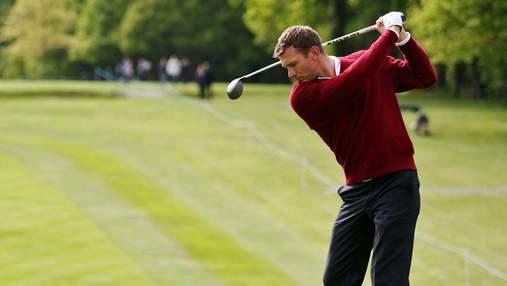 Шевченко у компанії знаменитостей зіграє на турніру з гольфу