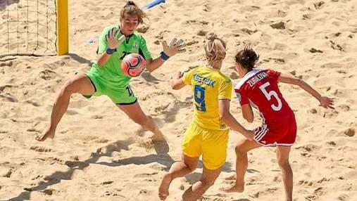 Україна прикро програла Росії у гольовій перестрілці Суперфіналу Євроліги: відео
