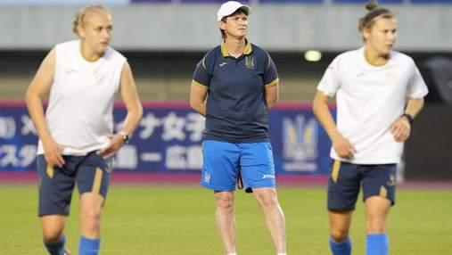 Підсилення із США: жіноча збірна України може змінити головного тренера